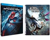Fnac: 1 Blu-ray Steelbook acheté = 1 offert parmi une sélection