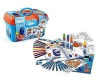 Amazon: La mallette de coloriage Canal Toys Dory à seulement 6,44€ au lieu de 19,99€