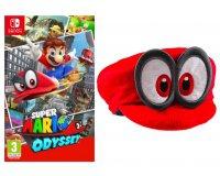 Micromania: 1 casquette offerte en précommandant Super Mario Odyssey sur Nintendo Switch