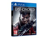 Amazon: [Précommande] Dishonored : La mort de l'Outsider sur PS4 à 21,50€