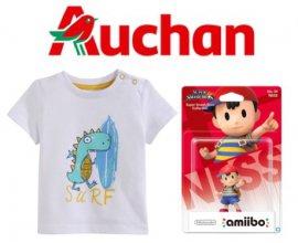Auchan: 10% de réduction supplémentaire sur une sélection d'articles soldés