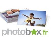 PhotoBox: 50 tirages photo classic offerts pour l'achat de100 tirages