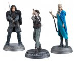 Eaglemoss: 3 figurines Game of Thrones pour le prix d'une