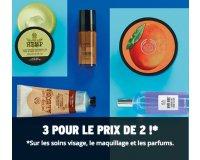 The Body Shop: Soin du Visage, Maquillage et Parfum : 3 produits pour le prix de 2