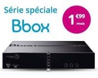 Bouygues Telecom: Offre internet Bbox Standard à 1,99€ par mois pendant un an au lieu de 19,99€