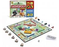 Amazon: Jeu de société Super Monopoly junior à 15,99€