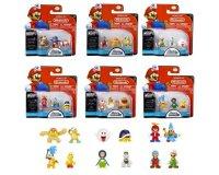 Cdiscount: Pack de 3 Micro Figurines Mario Nintendo Série 2 en soldes à 2,87€