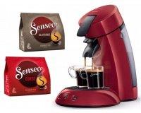 SENSEO: 1 machine à café SENSEO achetée = 15 mois de café offert