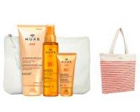 Nuxe: 1 sac de plage offert pour l'achat d'un produit solaire Nuxe SUN