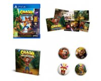 Fnac: Pack Fan exclusif Fnac Crash bandicoot N. Sane Trilogy sur PS4 à 49,99€