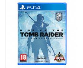 Zavvi: Rise of the Tomb Raider (20 ème Anniversaire ) sur PS4 à 21.99€