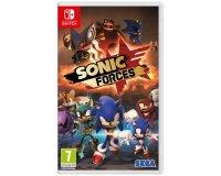 Base.com: Sonic Forces sur Nintendo Switch en précommande à 37,45€ au lieu de 45,59€