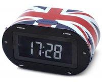 Conforama: Radio réveil SABA FLAGGY à 9€ au lieu de 24,99€