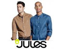 Jules: La 2ème chemise soldée à 10€