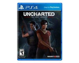 Base.com: Uncharted: The Lost Legacy + Jak & Daxter: The Precursor Legacy sur PS4 à 27,65€