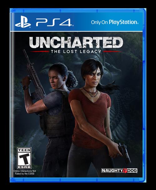 Code promo Base.com : Uncharted: The Lost Legacy + Jak & Daxter: The Precursor Legacy sur PS4 à 27,65€