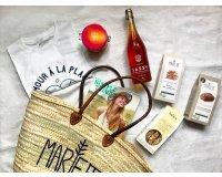 Marlette: 3 paniers garnis avec du thé Lov Organic, un t-shirt Faguo et plus à gagner