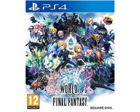The Game Collection: World of Final Fantasy sur PS4 à 14,63€