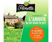 Florette: 3 bons d'achat Wonderbox de 250€ à gagner