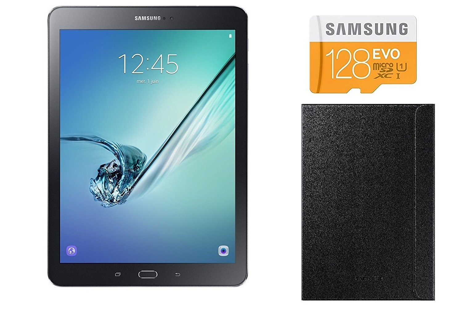tablette 9 7 samsung galaxy tab s2 housse carte 128 go 369 amazon. Black Bedroom Furniture Sets. Home Design Ideas