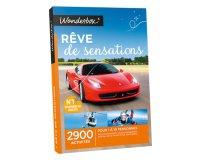 "CNEWS Matin: 1 coffret Wonderbox ""Rêve de Sensations"" à gagner"