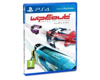 Amazon: Wipeout Omega Collection sur PS4 à 24,99€