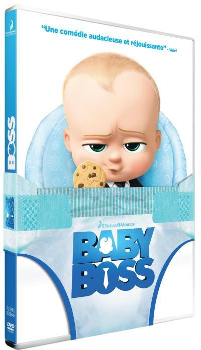 20 Dvd Du Dessin Animé Baby Boss à Gagner Allociné
