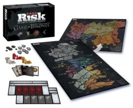 Amazon: Jeu de société Risk Edition Collector Game of Thrones à 27,13€
