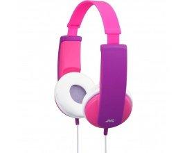 Amazon: Casque audio pour enfant JVC HA-KD5-P-E Tinyphones Rose/Violet à 12,99€