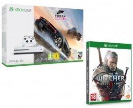 Fnac: 1 console Xbox One achetée = le jeu The Wicher 3 à 10€