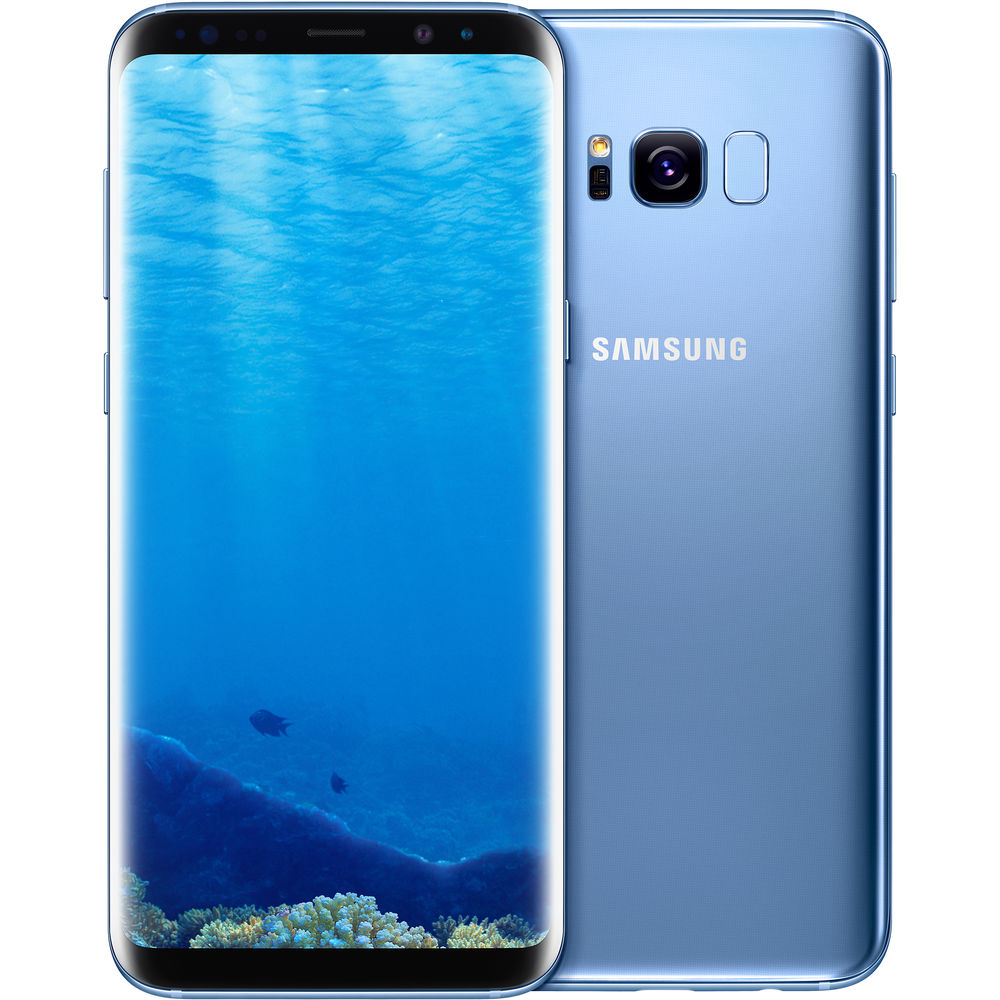 2 smartphones samsung galaxy s8 bleu gagner boulanger. Black Bedroom Furniture Sets. Home Design Ideas