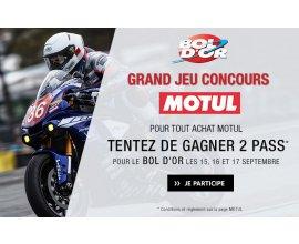 Motoblouz: 2 pass pour la course moto du Bol d'Or du 15 au 17 septembre 2017 à gagner