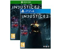 Auchan: Injustice 2 sur PS4 ou Xbox One à 44,99€