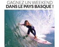 Lov Organic: 1 week-end à Anglet dans le Pays Basque à gagner