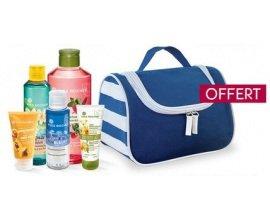 Yves Rocher: 5 produits au choix + le vanity offert + la livraison gratuite pour 15€