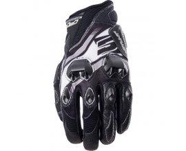 Dafy Moto: Gants de moto Five Stunt Evo Replica Icon noir/blanc à 54,90€ au lieu de 79,90€