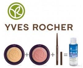 Yves Rocher: 3 produits maquillage regard + démaquillant OFFERT + livraison GRATUITE pour 15€