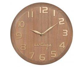 Maisons du Monde: L'horloge Vintage en bois en soldes à 10,95€ au lieu de 21,99€