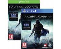 Cdiscount: La Terre du Milieu L'Ombre du Mordor à 9,99€ sur Xbox One ou 8,99€ sur PS4