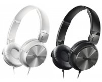 Cultura: Casque audio Philips SHL3160 Blanc/Chrome ou Noir à 19,99€