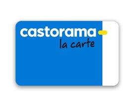 Castorama: - 10% de fidélité tous les 1500€ d'achat à valoir sur votre prochaine commande