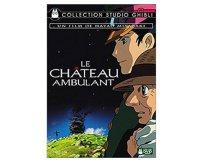Amazon: Le DVD du château ambulant à 6,65 € au lieu de 15 €
