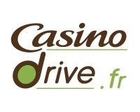 Casino Drive: 8 € de remise sur votre première commande dès 50 € d'achats