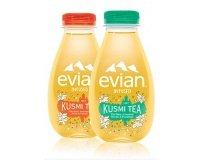 Kusmi Tea: 1 bouteille d'Evian infused x Kusmi au choix en cadeau dès 35€ d'achat