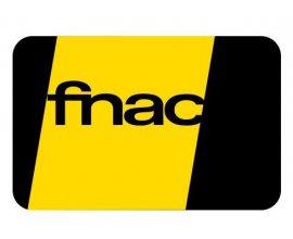 Fnac: Adhésion à la Carte Fnac 3 ans à 10,99€ au lieu de 30€