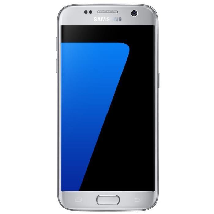 Code promo Cdiscount : Smartphone Samsung Galaxy S7 Argent ou Or à 349€ (dont 70€ remboursés via ODR)