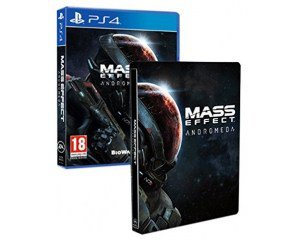 Amazon: Mass Effect : Andromeda + Steelbook sur PS4 ou Xbox One à 29,99€