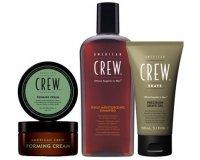 Comptoir de l'Homme: 2 produits American Crew achetés = le 3ème est offert