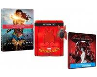 Fnac: 5€ offerts sur une sélection de DVD & Blu-ray collector en précommande
