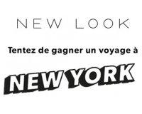 New Look: Un séjour pour 2 personnes à New York à gagner